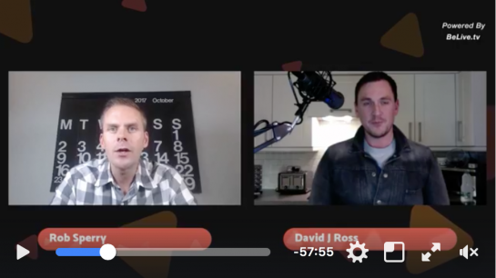Cracking the Facebook Code with Rob Sperry